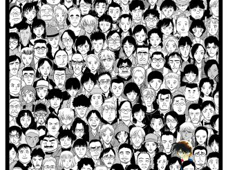 Celebrate 'Detective Conan' 200 Million Copies by Becoming a Conan Character
