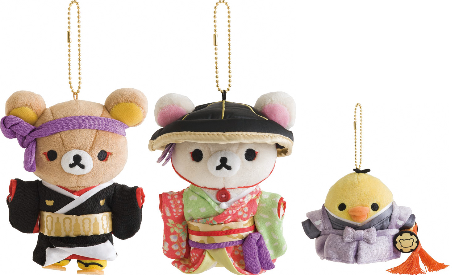 Rilakkuma X Kabuki Collaboration Merchandise