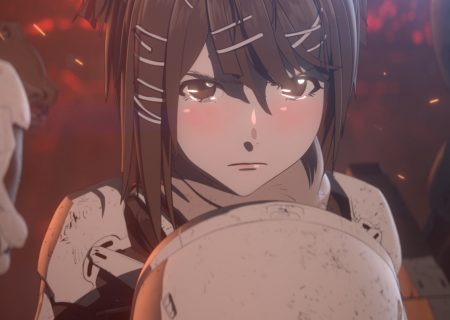 TV Anime Knights of Sidonia
