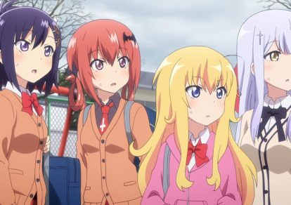 TV Anime Gabriel Dropout