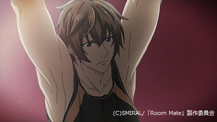 Room Mate Episode 5 official anime screenshots