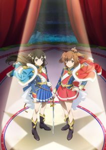 'Shojo Kageki Revue Starlight': New Musical and Animation Mixed-Media Project