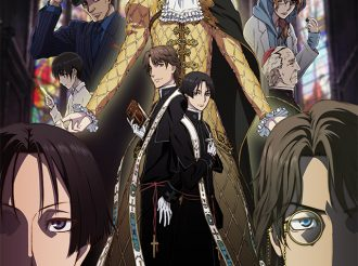 'Vatican Miracle Examiner' Reveals Anime Key Visuals