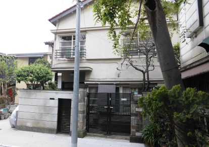 Zoshigaya: Visit the Places Where Osamu Tezuka Made His Mark | Namiki House where Tezuka lived