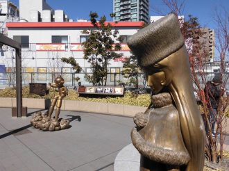 Let's Visit Nerima Ward, the Birthplace of Anime