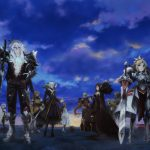 Anime Fate/Apocrypha Key visual