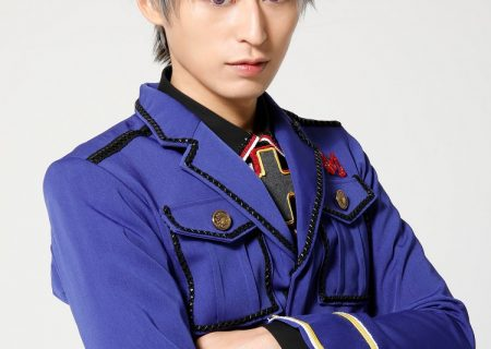 Gaku Takamoto as Prussia | Musical Hetalia ~in the new world~ |