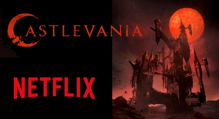 Netflix Releases First Trailer For 'Castlevania' Animated