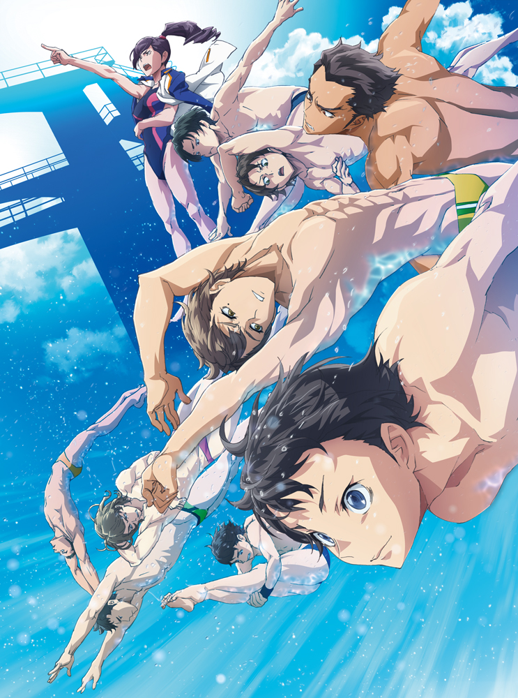 Summer 2017 anime Dive!!.