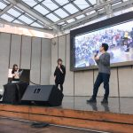 From the 'Clione no Akari' Tochi Anime Festival Stage Event |