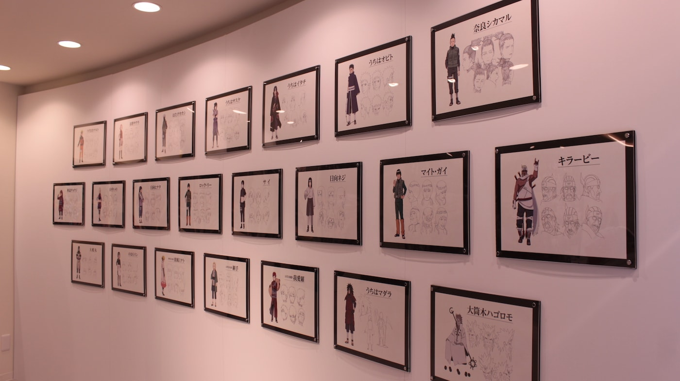NARUTO⇒BORUTO Museum Report: An Exhibition About the History of Naruto and Boruto |