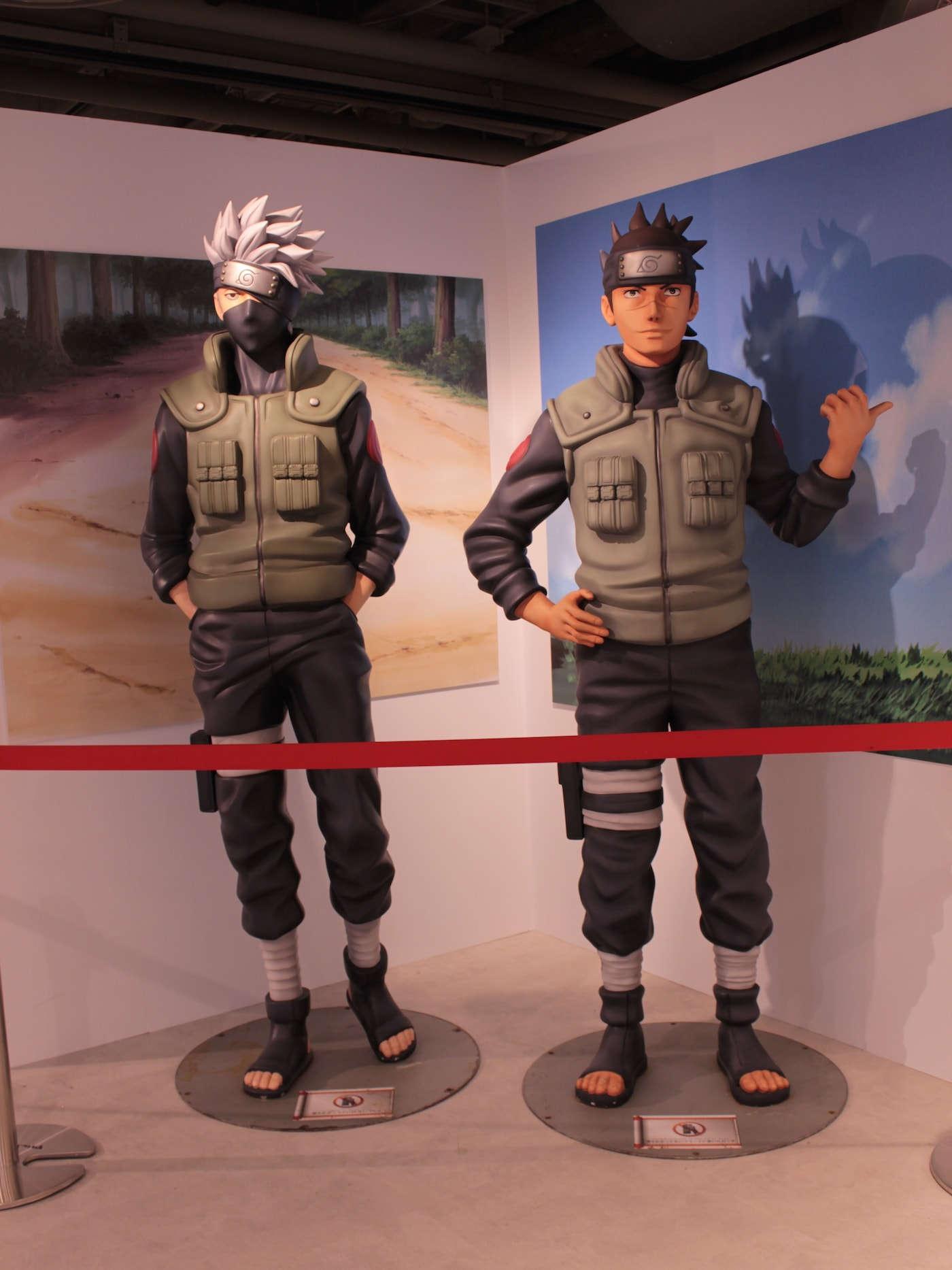 NARUTO⇒BORUTO Museum Report: An Exhibition About the History of Naruto and Boruto | Iruka Kakashi