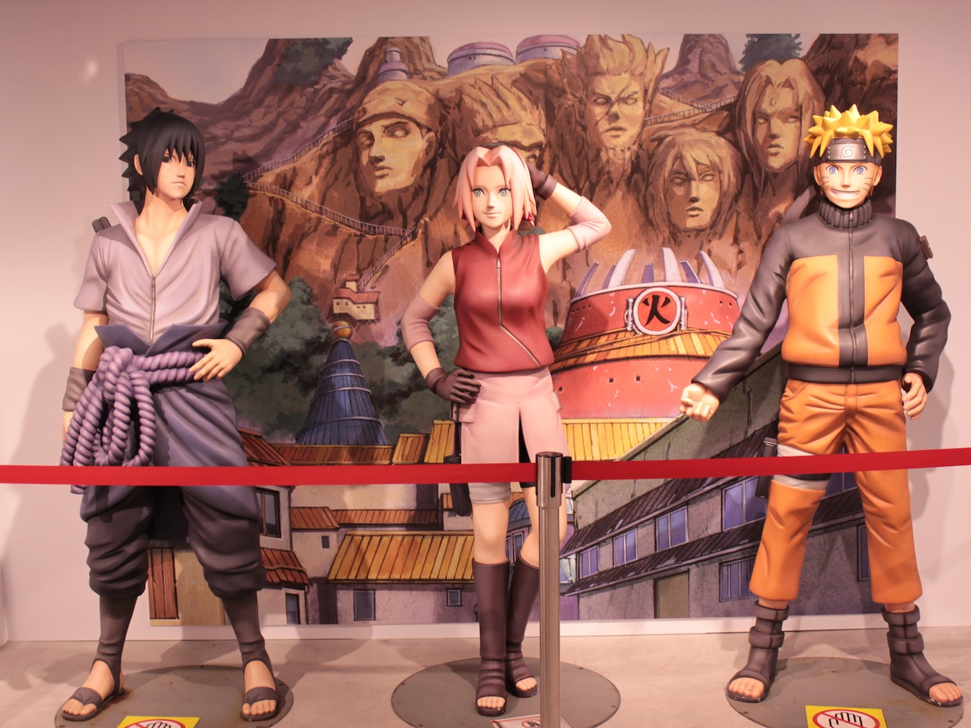 NARUTO⇒BORUTO Museum Report: An Exhibition About the History of Naruto and Boruto | Naruto, Sasuke, Sakura