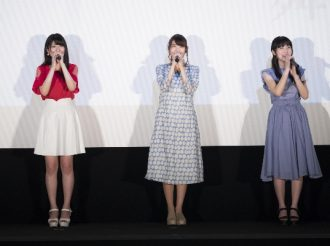 'Koe no Katachi' Blu-ray & DVD Announcement Celebration Event Stage Greeting Report