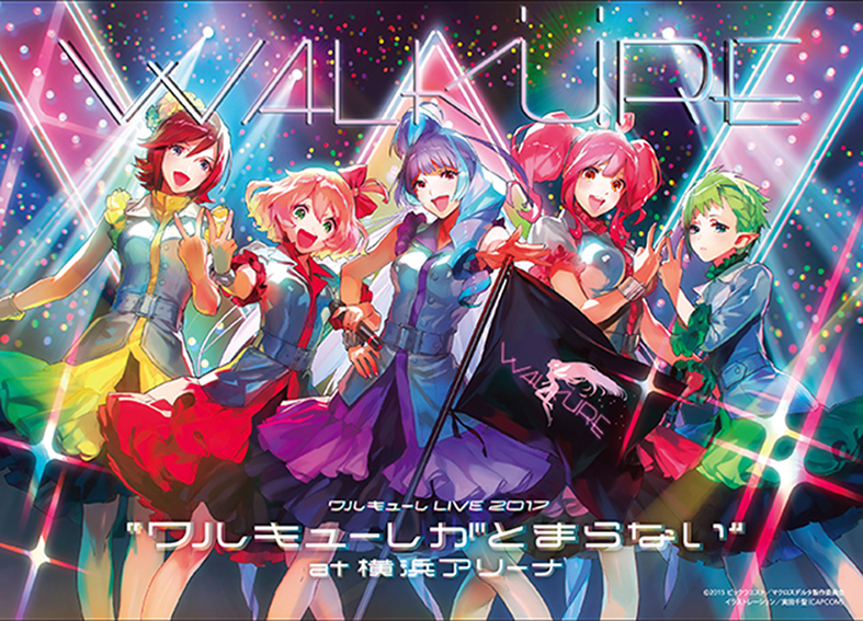 Walküre Concert DVD Jacket