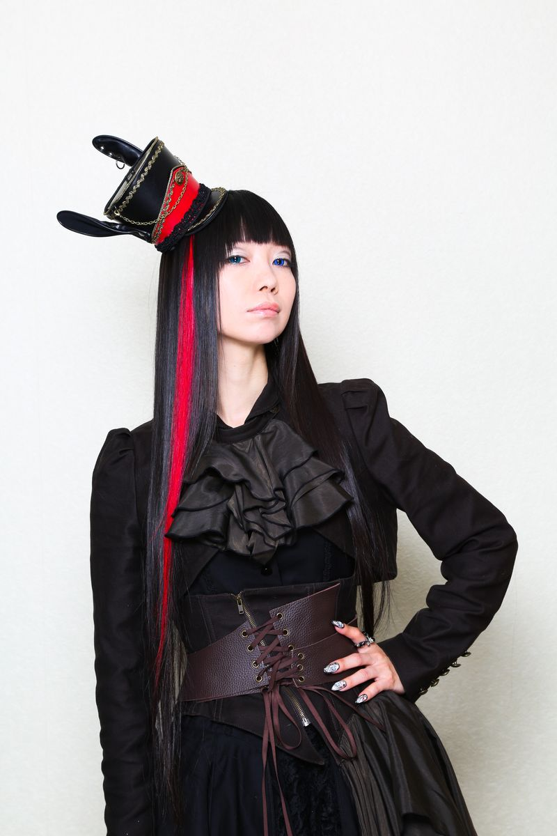 an interview with empress yui from yousei teikoku