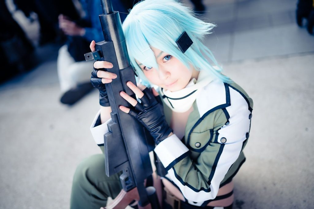 Cosplay Pictures: Photos of Cosplayers at Chokaigi | Fuutaso Minami (Sword Art Online Sinon)