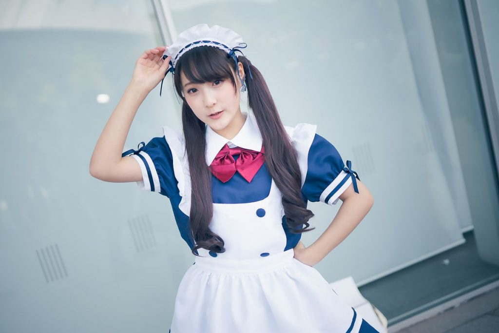 Cosplay Pictures: Photos of Cosplayers at Chokaigi | Saeki Rocom (Original)