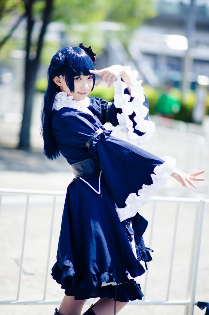 Cosplay Pictures: Photos of Cosplayers at Chokaigi | Kimiko (Love Live! Sunshine!! Yoshiko Tsushima)