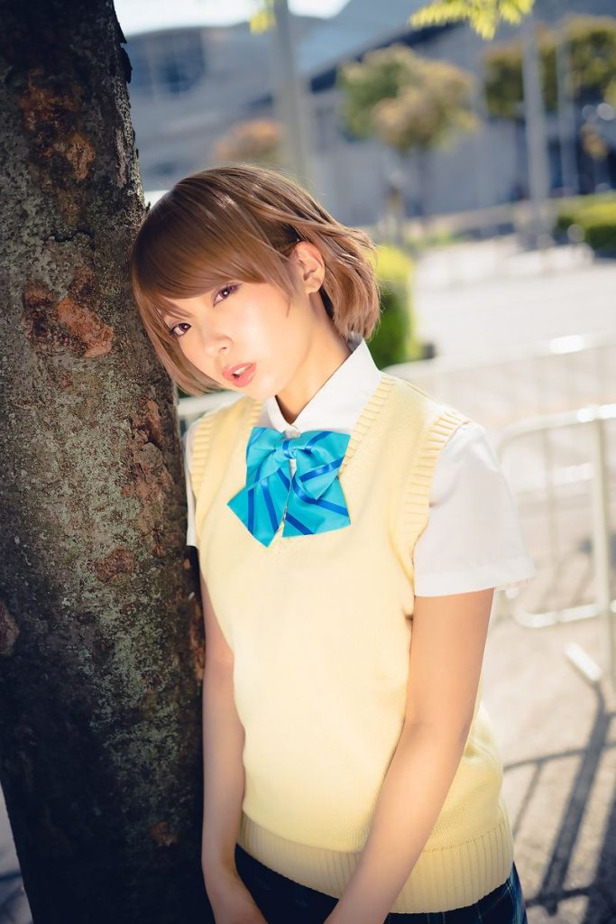 Cosplay Pictures: Photos of Cosplayers at Chokaigi | Haku (Love Live! Hanayo Koizumi)
