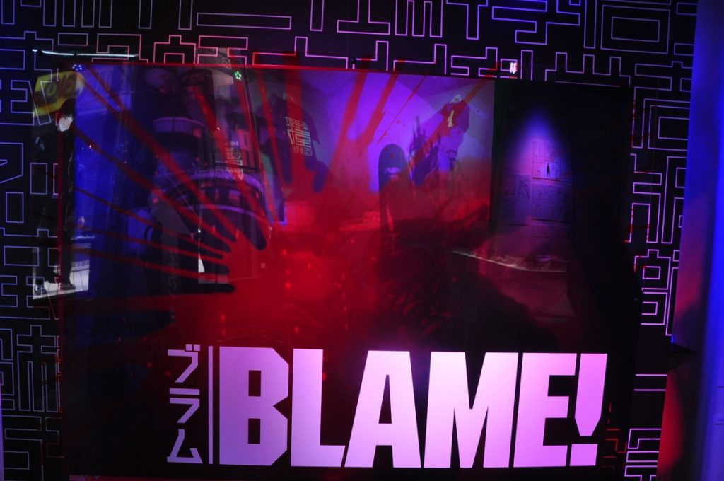Anime Movie BLAME! Exhibition 'The World of Tsutomu Nihei' |