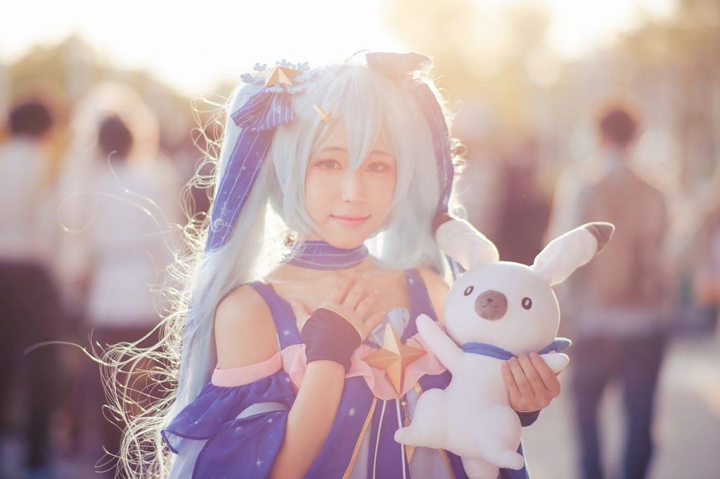Cosplay Pictures: Photos of Cosplayers at Chokaigi | Yua Takanashi (Hatsune Miku)