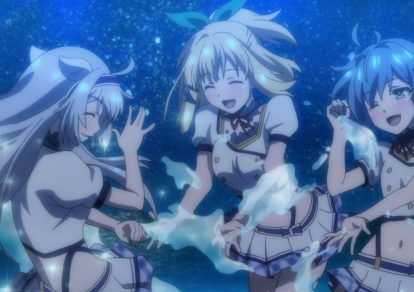 'Roku de Nashi Majutsu Koushi to Akashic Record' Episode 7 Official Anime Screenshot