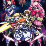 Anime Movie Magical Girl Lyrical Nanoha: Reflection