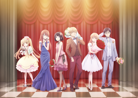 Visual for Kuzu no Honkai event