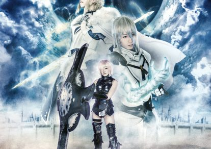 Stage Play Adaptation of smartphone game Fate/Grand Order