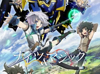 'Knight's and Magic' Reveals New Visuals, Trailer, and OP/ED Themes