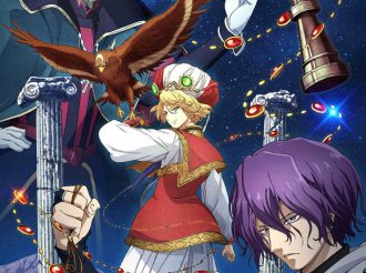 'Shoukoku no Altair': Opening Theme by SID & Broadcasting Details