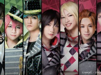 'B-Project' Stage Play Reveals Key Visuals for THRIVE & KiLLER KiNG