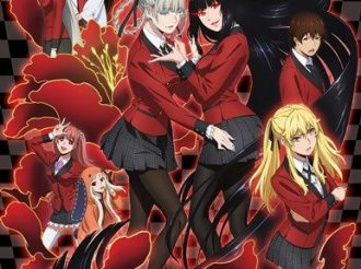 Yumeko Joins Her Classmates in New 'Kakegurui' Visual