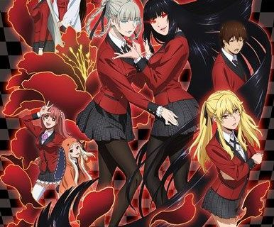 Summer 2017 Anime Kakegurui