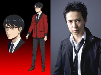'Kakegurui: Compulsive Gamer' Reveals Cast for Yumemi and Kaede