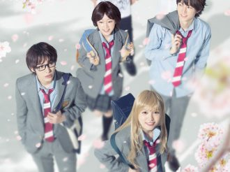 Stage Play 'Your Lie in April': Main Visual and Cast Members' Comments Revealed!