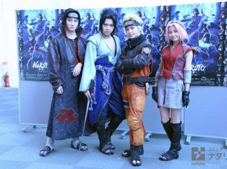 On-the-spot Interview with the cast of 'Naruto' Stage Play