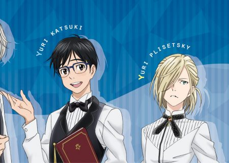 A new Yuri on Ice anime collaboration café will open in Omotesando, Tokyo for a limited time.