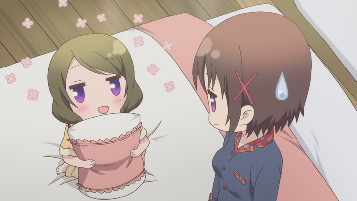 Official Anime Screenshot from Episode 9 of Hinako Note