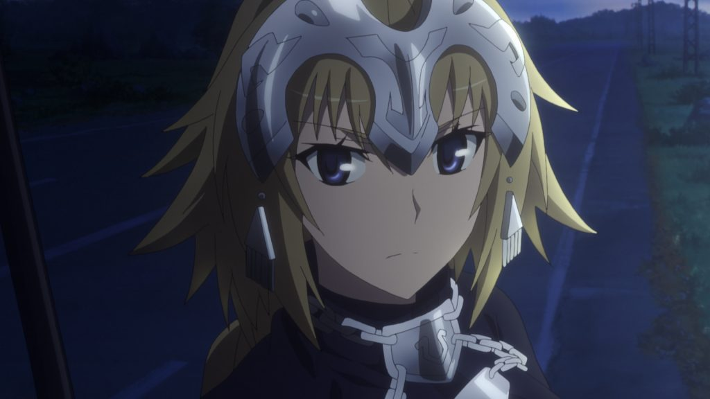 From the Fate/Apocrypha Anime ©東出祐一郎・TYPE-MOON / FAPC
