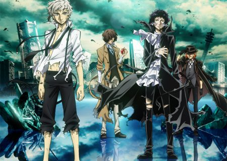 Bungo Stray Dogs Dead Apple Movie Visual