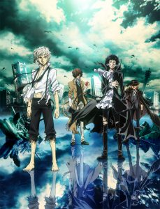 Bungou Stray Dogs DEAD APPLE anime movie visual