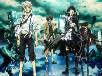 Bungo Stray Dogs Dead Apple Movie Reveals New Visual and PV