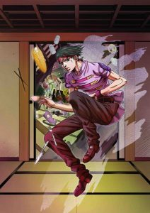 Visual for Jojo Side Story: Thus Spoke Rohan Kishibe