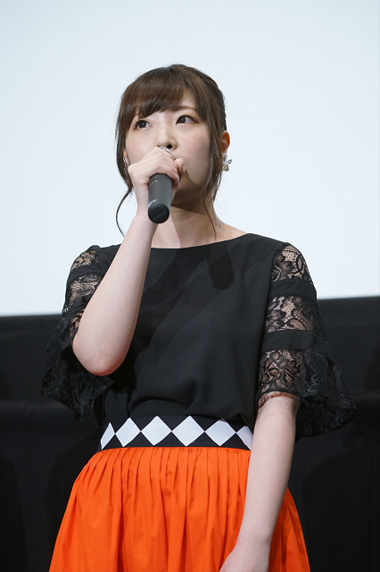 Voice Actress Yumi Uchiyama
