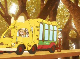 Kemono Friends: Japari Bus Tour in Gunma