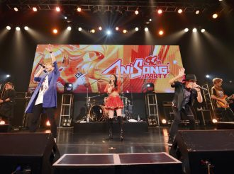 Flow and Minori Chihara Take on Shanghai in Bandai Namco's Anisong Party