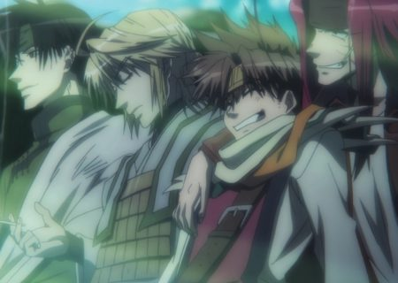 anime Saiyuki RELOAD BLAST Episode 1 Screenshot