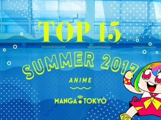 Top 15 Summer 2017 Anime According to You